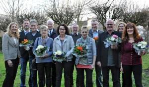Stadt Lippstadt feiert Dienstjubiläen und Ruhestandseintritte