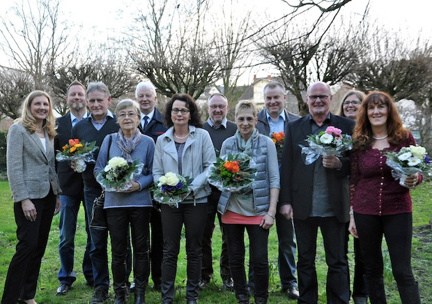 Photo of Stadt Lippstadt feiert Dienstjubiläen und Ruhestandseintritte