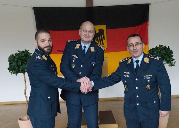Photo of Führungswechsel im Systemzentrum 25