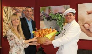 Caritas-Zentrum Olpe überrascht die Patienten, Gäste, Bewohner und Mieter