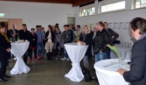 Hagen: In Holthausen mit offenen Armen empfangen