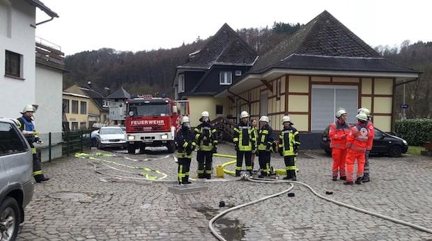 Photo of Schalksmühle: Brand in Heizungsraum an der Volmestraße