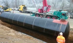 Burbach: Neue Löschwassertanks sichern Brandschutz