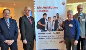 Waldeck-Frankenberg macht QuABB