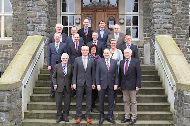 Photo of MK: Bürgermeister trafen sich in Neuenrade