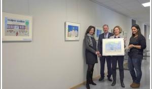 Lüdenscheid: Neue Kinderkunst für das Rathaus