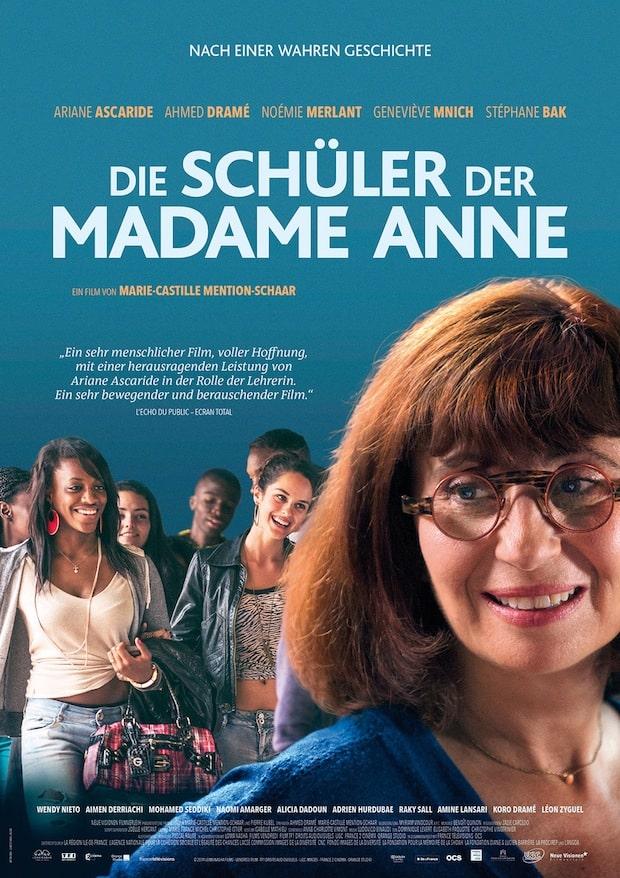 """Photo of Hilchenbach: Filmreihe """"KinoKino – Frauen in starken Rollen"""" zeigt: """"Die Schüler der Madame Anne"""""""
