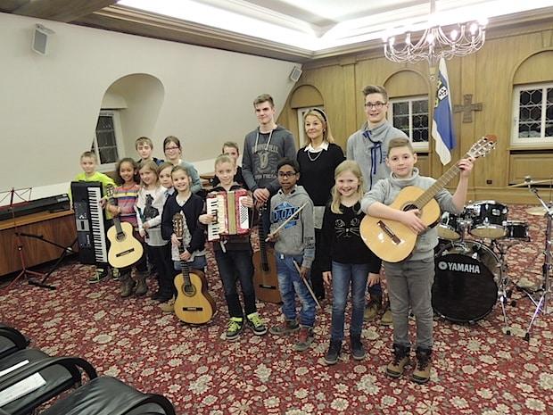 Photo of Abwechslungsreiches Programm der Musikschule Drolshagen beim Märzkonzert