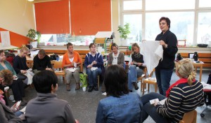 Erste-Hilfe-Kurs bei Kindernotfällen