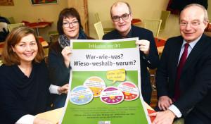"""Behindertenbeauftragter appelliert: """"Über Inklusion reden"""""""