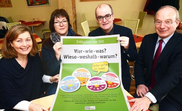 """Photo of Behindertenbeauftragter appelliert: """"Über Inklusion reden"""""""