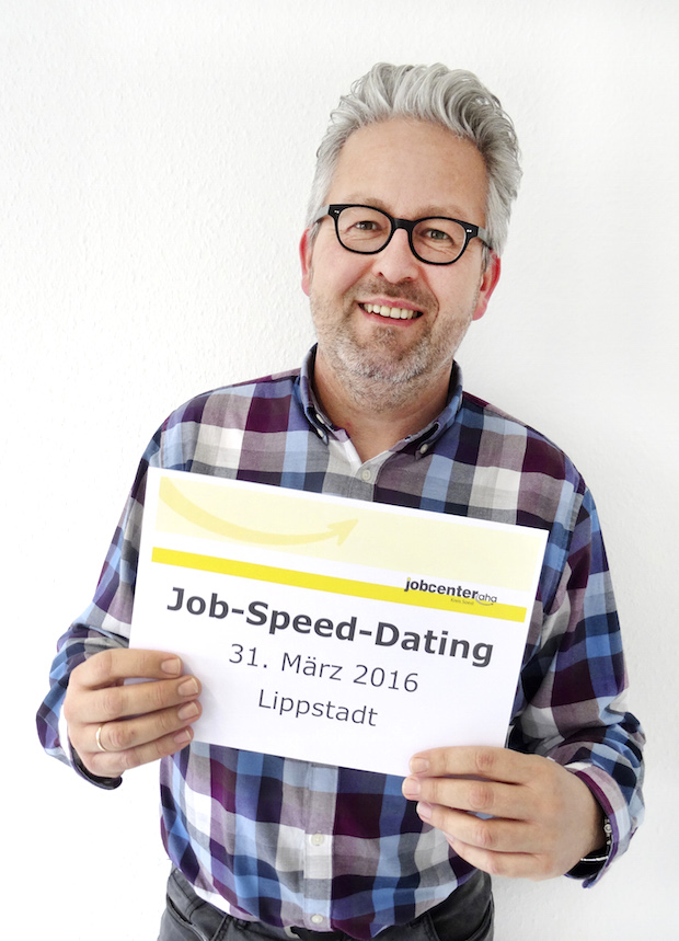 Job speed dating