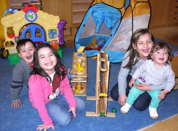 Der Attendorner Kinderclub macht ab dem 21. März 2016 Osterferien. Ab dem 4. April 2016 ist der Kinderclub wieder geöffnet (Foto: Hansestadt Attendorn).