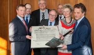Bezirksregierung Arnsberg feiert Jubiläum