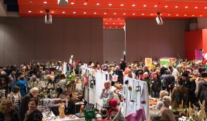 18. Kreativmarkt in Attendorn ein voller Erfolg