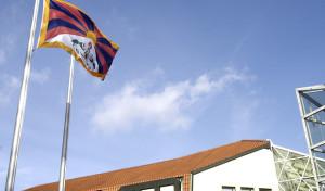 Kreis Soest zeigt Flagge für Tibet