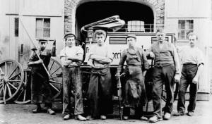 Kreisarchiv sucht Informationen zu historischen Fotografien aus Balve
