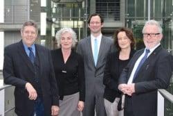 <b>Südwestfalen-SPD on Tour – Parlamentarier informieren sich bei heimischen Unternehmen</b>