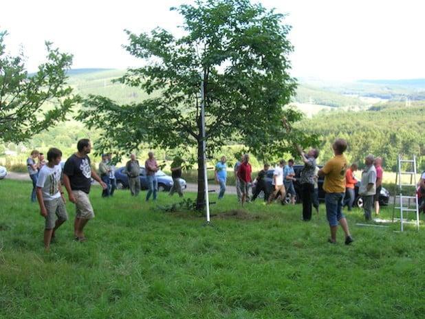 Da das Interesse am Obstbaumschnittkurs groß und die Teilnehmerzahl begrenzt ist, wird um eine Anmeldung gebeten (Foto: Gemeinde Neunkirchen).