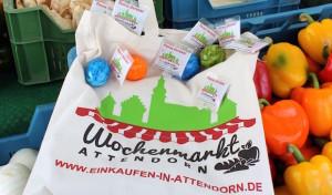 Oster-Aktionen auf Attendorner Wochenmärkten