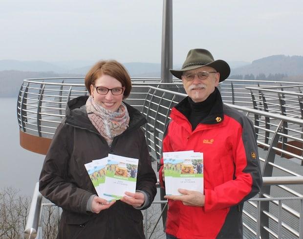 Photo of Attendorn: Wanderschuhe an und fertig los…