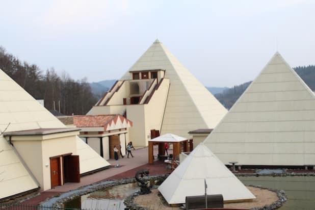 Pyramiden - Foto: Sven Oliver Rüsche