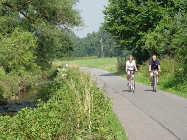 Der Ruhr-Lenne-Achter führt durch abwechslungsreiche Landschaften (Foto: Stadt Iserlohn).
