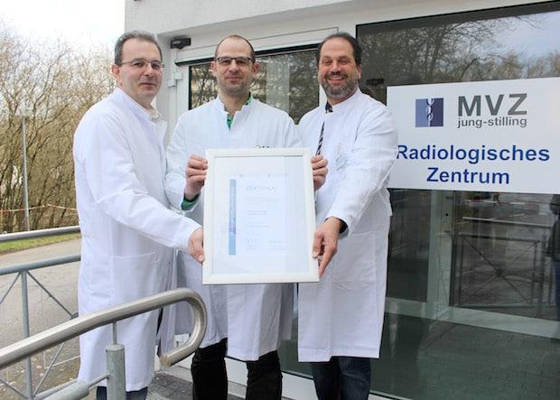 Photo of Radiologie am Diakonie Klinikum Jung-Stilling zertifiziert
