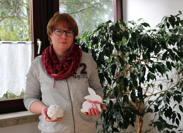 Photo of Renate Klein – Ausstellerin der ersten Stunde