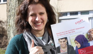 Start-Stiftung bietet Stipendien – tolle Chance für Flüchtlinge