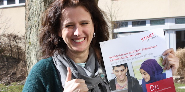 Photo of Start-Stiftung bietet Stipendien – tolle Chance für Flüchtlinge