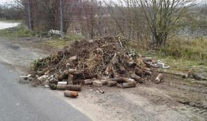 Anröchte: Verbotswidrige Abfall- und Müllablagerungen