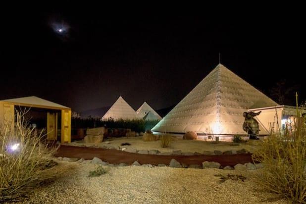Science Pyramide - Quelle: Galileo-Park/Sauerland Pyramiden