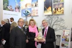 <b>Touristikverband präsentiert Siegerland-Wittgenstein auf der ITB</b>
