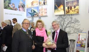 Touristikverband präsentiert Siegerland-Wittgenstein auf der ITB