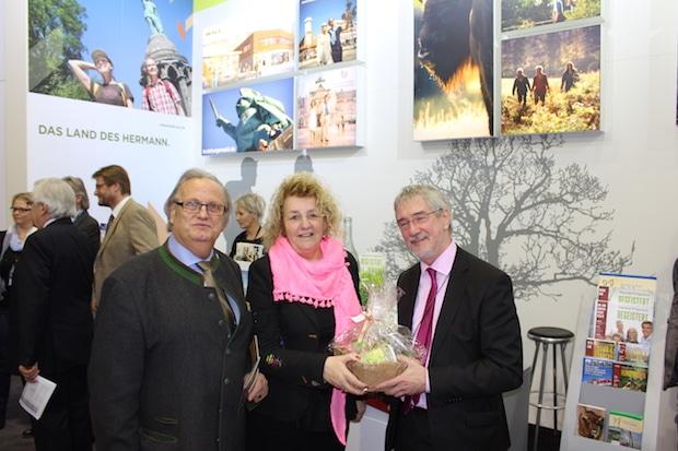 Photo of Touristikverband präsentiert Siegerland-Wittgenstein auf der ITB