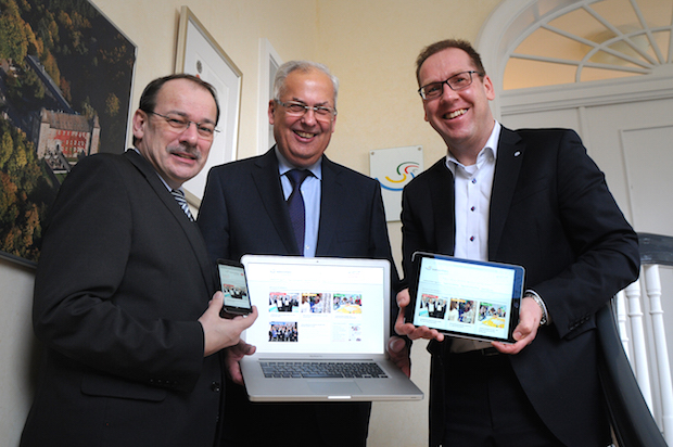 Photo of Südwestfalen Agentur: Staffelstab übergeben