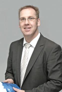 Referierte im Ausschuss: Hubertus Winterberg von der Südwestfalen-Agentur - Foto: Südwestfalen-Agentur.