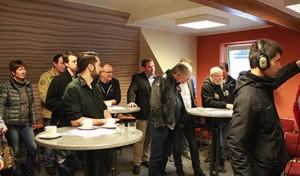 Altena: ABG-Handwerkerfrühstück lotet Arbeitschancen für Asylbewerber aus