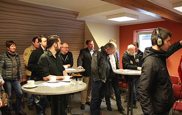 Photo of Altena: ABG-Handwerkerfrühstück lotet Arbeitschancen für Asylbewerber aus