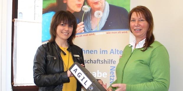 Photo of AGIL in Attendorn: Ute Jedamzik neue Ansprechpartnerin