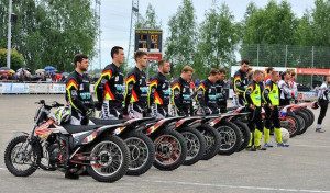 Motoball: Europameister am Vatertag an der Volme