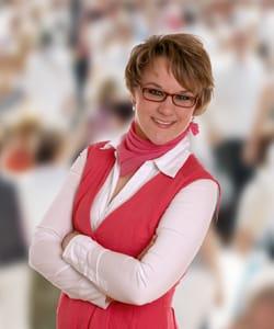 Annika Krause, Ortsvorsitzende - Quelle: FDP Meinerzhagen