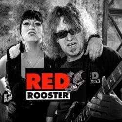 """Die """"Red Roosters"""" rocken das Café zur Burg. Bild: PFiFFiKUS"""
