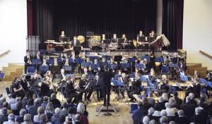 Schmallenberg-Bad Fredeburg: Westfalen Winds spielt überragendes Konzert mit Signalwirkung