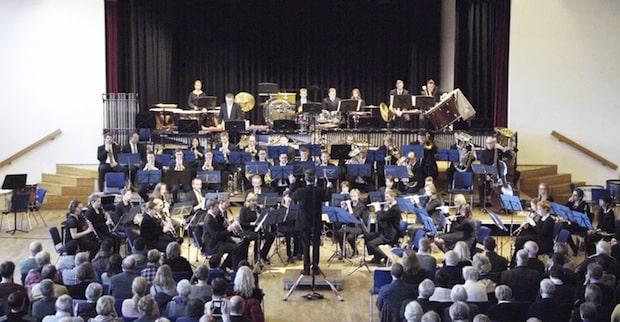 Photo of Schmallenberg-Bad Fredeburg: Westfalen Winds spielt überragendes Konzert mit Signalwirkung