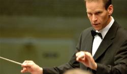 Ulrich Schmidt, Künstlerischer Leiter von Westfalen Winds - Foto: CoHo