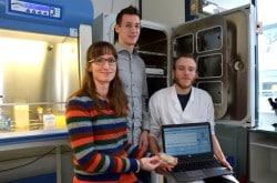 <b>Informationen aus Zellen in Echtzeit gewinnen - Neues Gerät unterstützt Lehre und Forschung</b>
