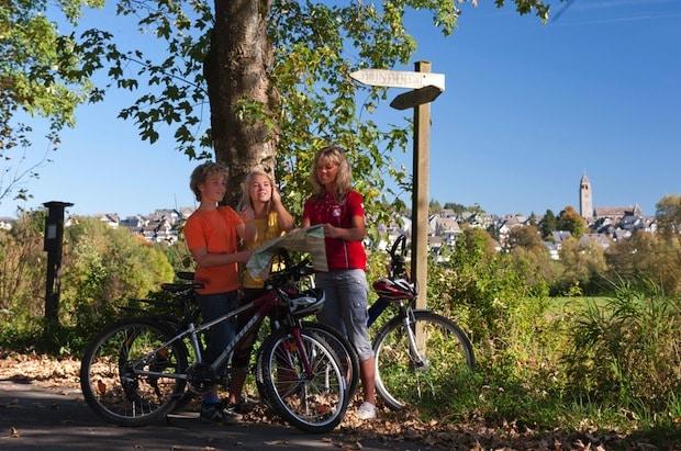 Photo of Schmallenberg: Sauerland-Radring mit Nordschleife und Fledermaustunnel