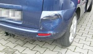 Werl – Nach Parkplatzrempler geflüchtet